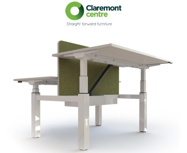 Brand new from Claremont Centre: Meet the Sit & Stand 3S